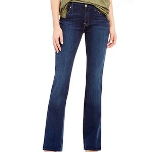 7 For All Mankind Kimmie Bootcut Denim Jeans